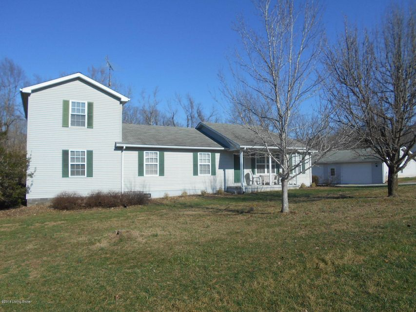 Single Family Home for Sale at 2657 Peonia Road 2657 Peonia Road Clarkson, Kentucky 42726 United States
