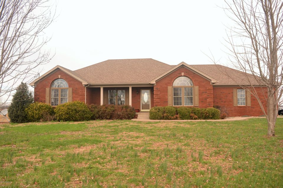 Single Family Home for Sale at 1384 State Hwy 1066 1384 State Hwy 1066 Bloomfield, Kentucky 40008 United States