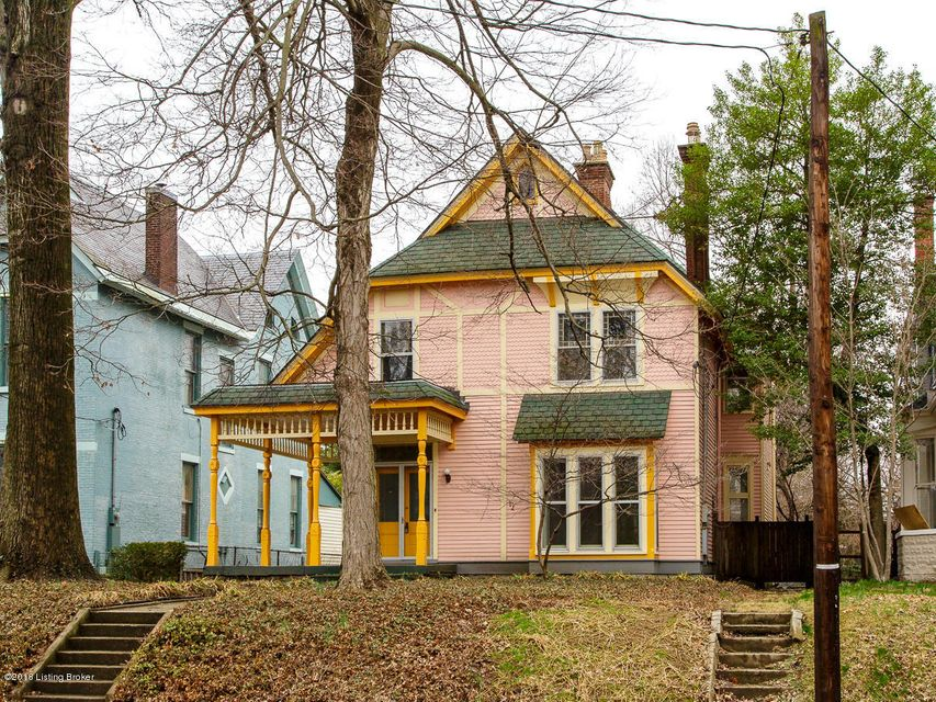 Single Family Home for Sale at 1413 Hepburn Avenue 1413 Hepburn Avenue Louisville, Kentucky 40204 United States