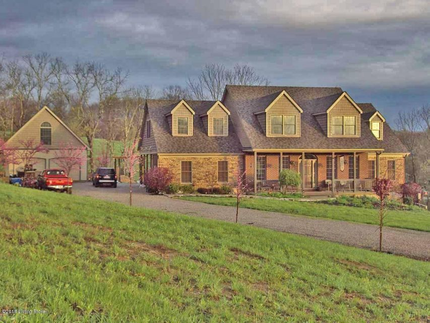 Single Family Home for Sale at 3664 Mink Run Road 3664 Mink Run Road Frankfort, Kentucky 40601 United States