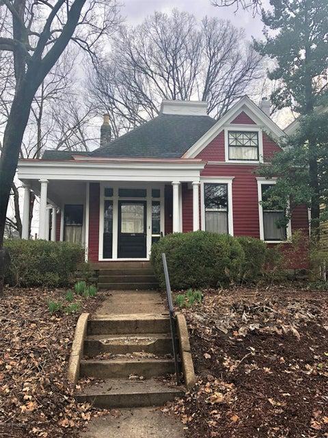 Single Family Home for Rent at 1140 Everett Avenue 1140 Everett Avenue Louisville, Kentucky 40204 United States