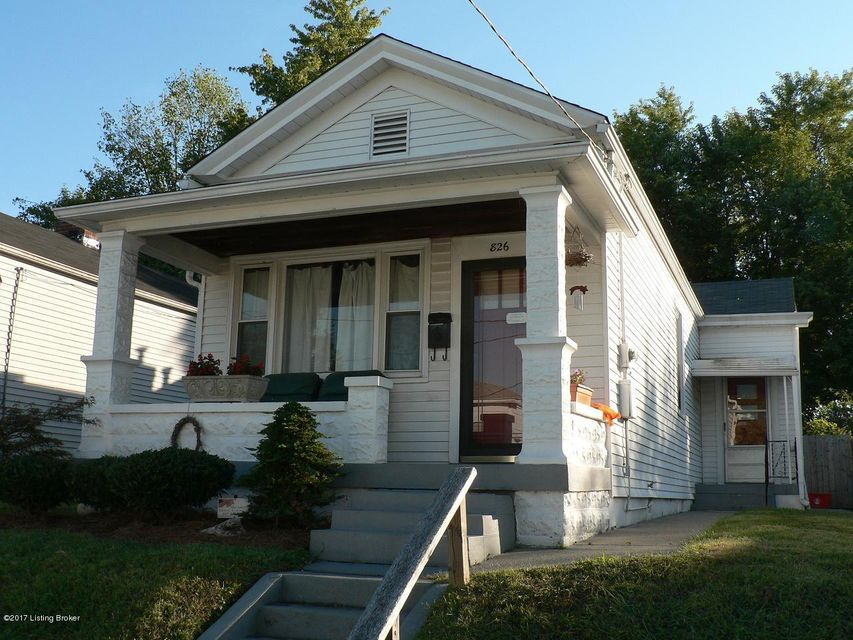 Single Family Home for Rent at 826 Mulberry Street 826 Mulberry Street Louisville, Kentucky 40217 United States