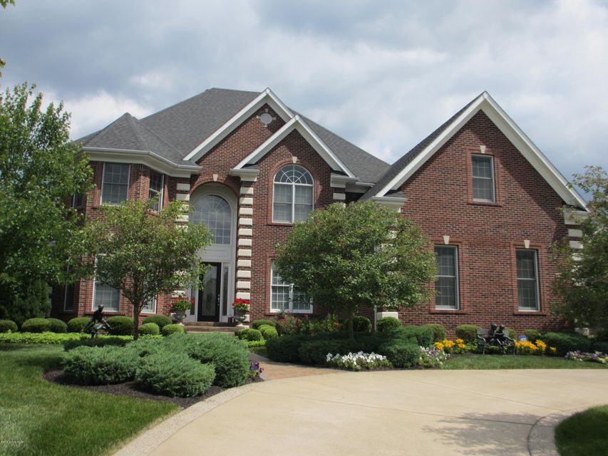 Single Family Home for Sale at 6302 Innisbrook Drive 6302 Innisbrook Drive Prospect, Kentucky 40059 United States