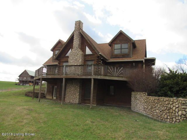 Single Family Home for Sale at 331 Hackworth Lane 331 Hackworth Lane Waddy, Kentucky 40076 United States