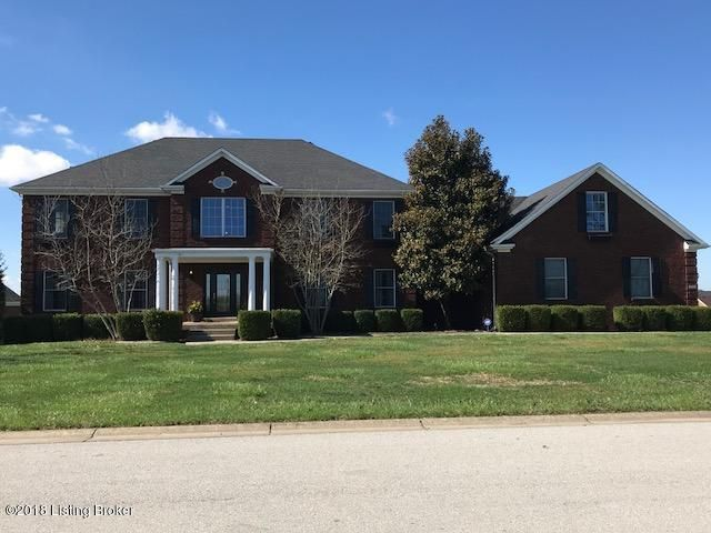 Single Family Home for Sale at 205 Nevin Lane 205 Nevin Lane Fisherville, Kentucky 40023 United States
