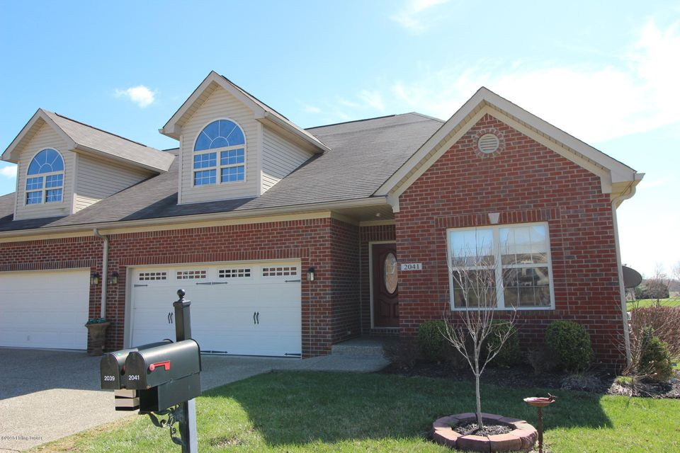 Condominium for Sale at 2041 Eagles Landing Drive 2041 Eagles Landing Drive La Grange, Kentucky 40031 United States