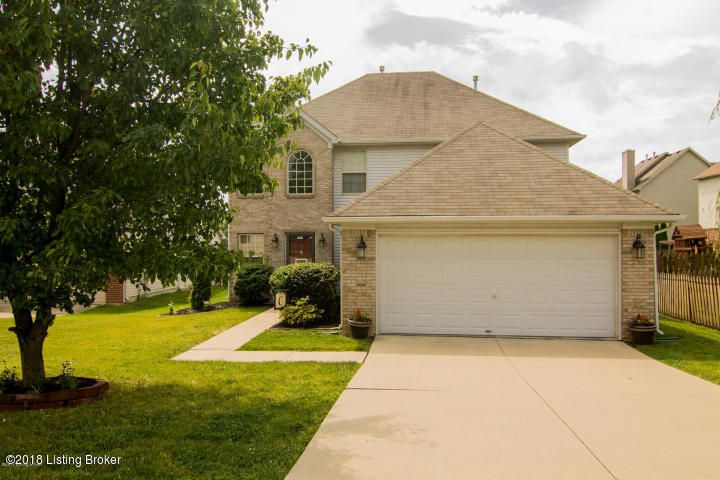 Single Family Home for Rent at 12402 Bristol Bay Place 12402 Bristol Bay Place Louisville, Kentucky 40245 United States