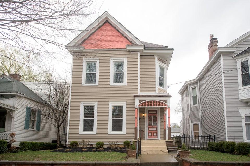Single Family Home for Sale at 1415 Morton Avenue 1415 Morton Avenue Louisville, Kentucky 40204 United States