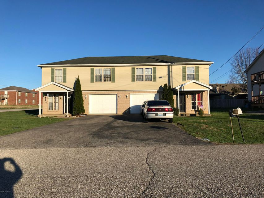 Multi-Family Home for Sale at 110 Robert 110 Robert Mount Washington, Kentucky 40047 United States