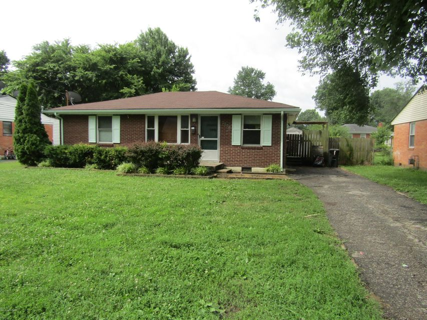 Single Family Home for Rent at 3222 Patricia Drive 3222 Patricia Drive Louisville, Kentucky 40216 United States