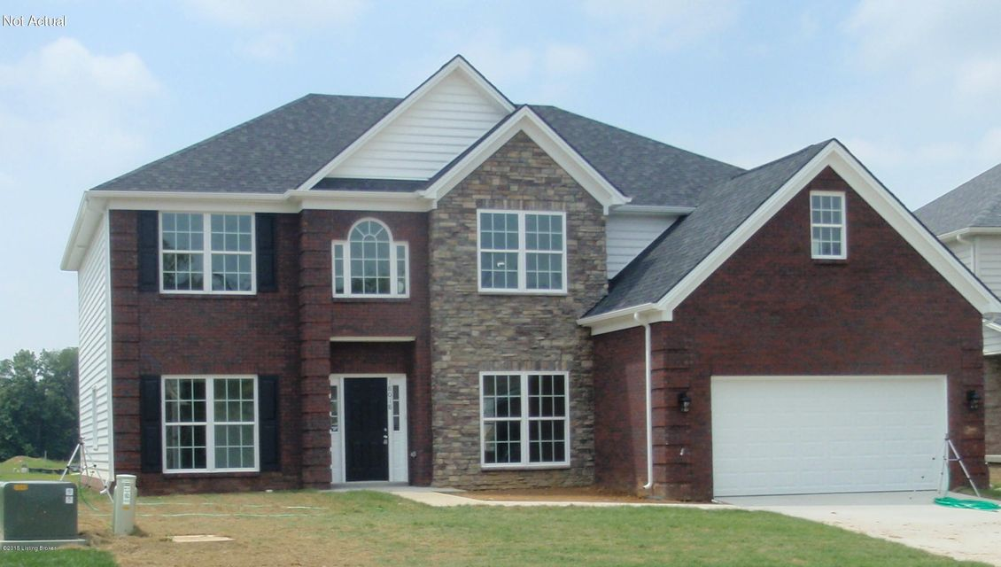 Single Family Home for Sale at 1886 Carabiner Way 1886 Carabiner Way Louisville, Kentucky 40245 United States
