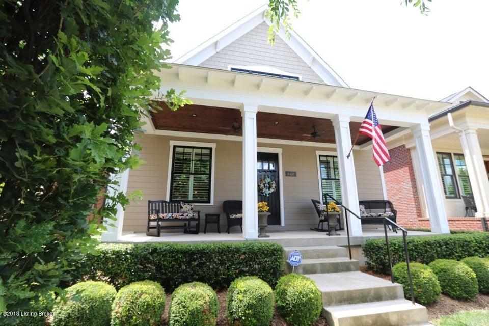Single Family Home for Sale at 9410 Hobblebush Street 9410 Hobblebush Street Prospect, Kentucky 40059 United States
