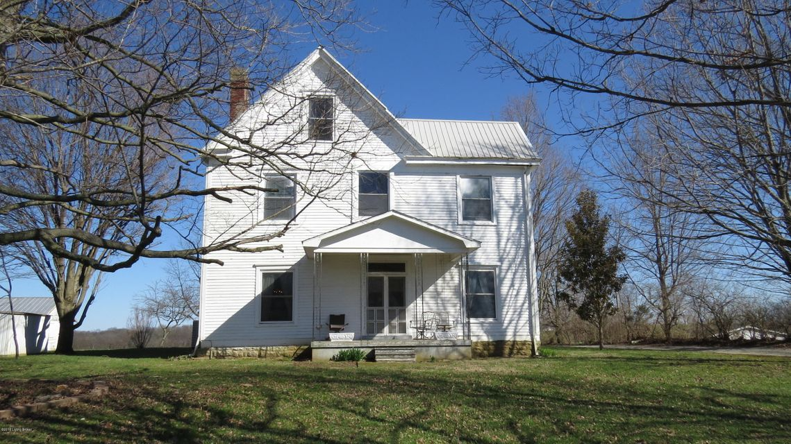 Single Family Home for Sale at 374 Taylorsville Road 374 Taylorsville Road Bloomfield, Kentucky 40008 United States