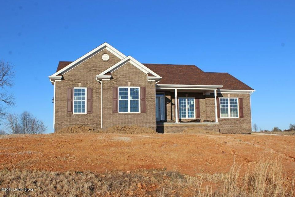 Single Family Home for Sale at 145 Violet Loop 145 Violet Loop Rineyville, Kentucky 40162 United States