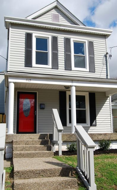 Single Family Home for Sale at 415 Gwendolyn Street 415 Gwendolyn Street Louisville, Kentucky 40203 United States
