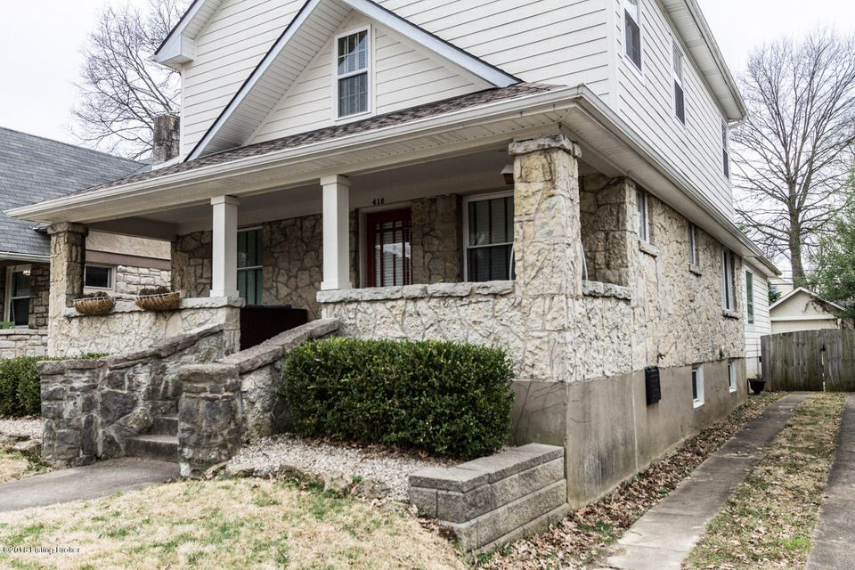 Additional photo for property listing at 418 Wallace Avenue 418 Wallace Avenue Louisville, Kentucky 40207 United States