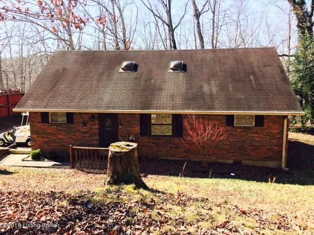 Single Family Home for Sale at 300 Moutardier Shores Drive 300 Moutardier Shores Drive Leitchfield, Kentucky 42754 United States