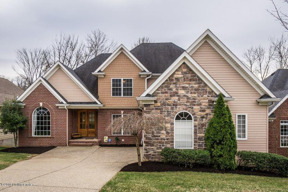 Single Family Home for Sale at 2622 Phoenix Hill Drive 2622 Phoenix Hill Drive Louisville, Kentucky 40207 United States