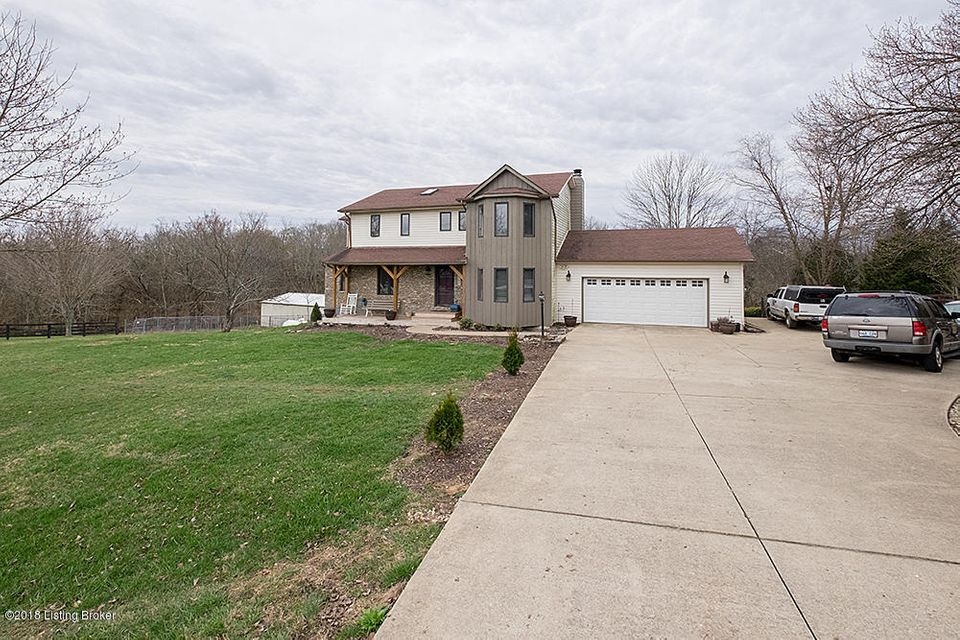 Single Family Home for Sale at 4706 Three Lakes Road 4706 Three Lakes Road Crestwood, Kentucky 40014 United States