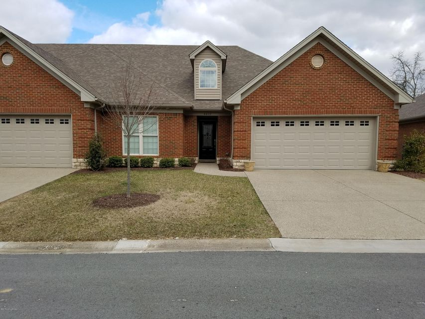Condominium for Sale at 4609 Heritage Manor Drive 4609 Heritage Manor Drive Crestwood, Kentucky 40014 United States
