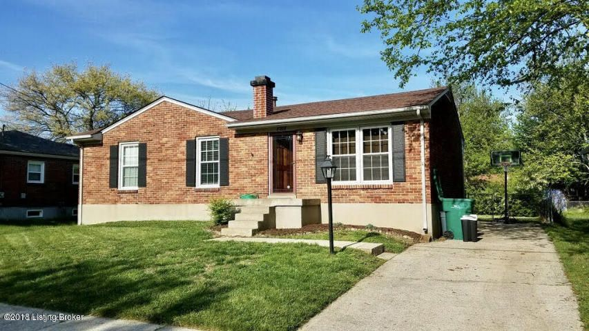 Single Family Home for Rent at 5208 Cynthia Drive 5208 Cynthia Drive Louisville, Kentucky 40291 United States