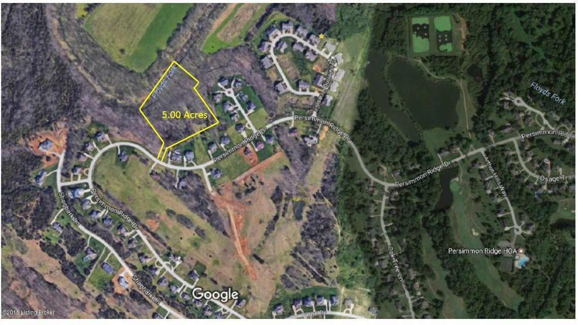 Land for Sale at Lot 369 Persimmon Ridge Lot 369 Persimmon Ridge Louisville, Kentucky 40245 United States