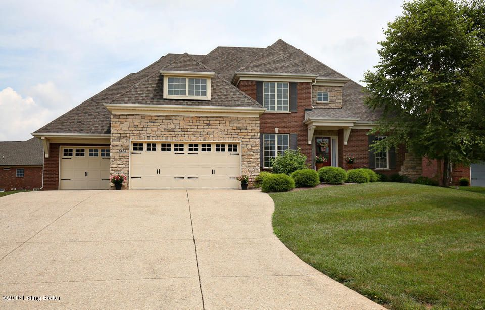 Single Family Home for Sale at 5205 Rock Bend Place 5205 Rock Bend Place Louisville, Kentucky 40241 United States