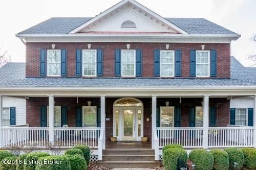 Single Family Home for Sale at 3503 Mt Rainier Drive 3503 Mt Rainier Drive Louisville, Kentucky 40241 United States