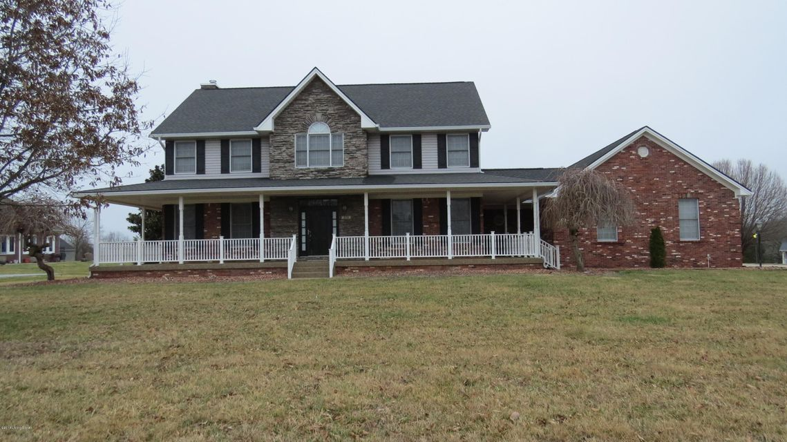 Single Family Home for Sale at 272 Cedar Place Drive 272 Cedar Place Drive Shepherdsville, Kentucky 40165 United States