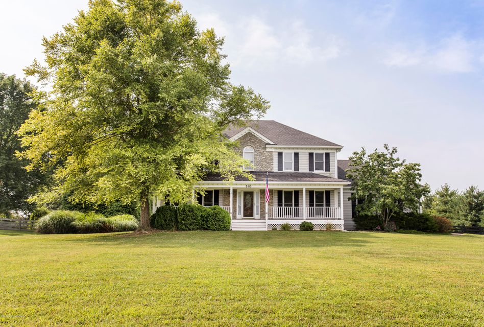 Single Family Home for Sale at 5110 Cross Meadow Drive 5110 Cross Meadow Drive La Grange, Kentucky 40031 United States