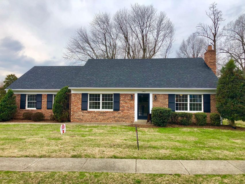 Single Family Home for Sale at 192 N Lorraine Street 192 N Lorraine Street Radcliff, Kentucky 40160 United States