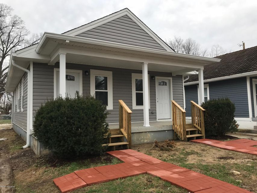 Multi-Family Home for Sale at 705 Brook Park 705 Brook Park Louisville, Kentucky 40214 United States