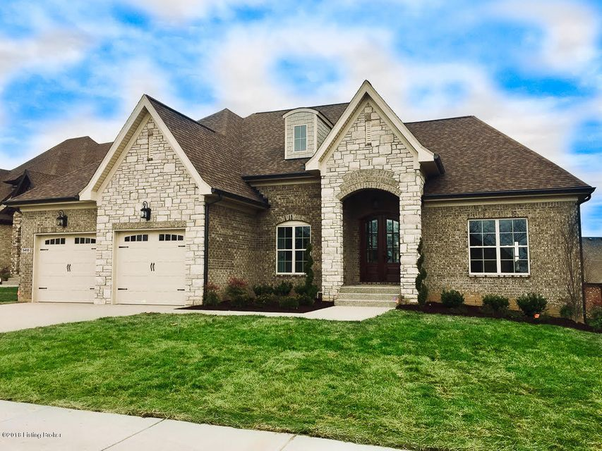 Single Family Home for Sale at 5410 River Rock Drive 5410 River Rock Drive Louisville, Kentucky 40241 United States