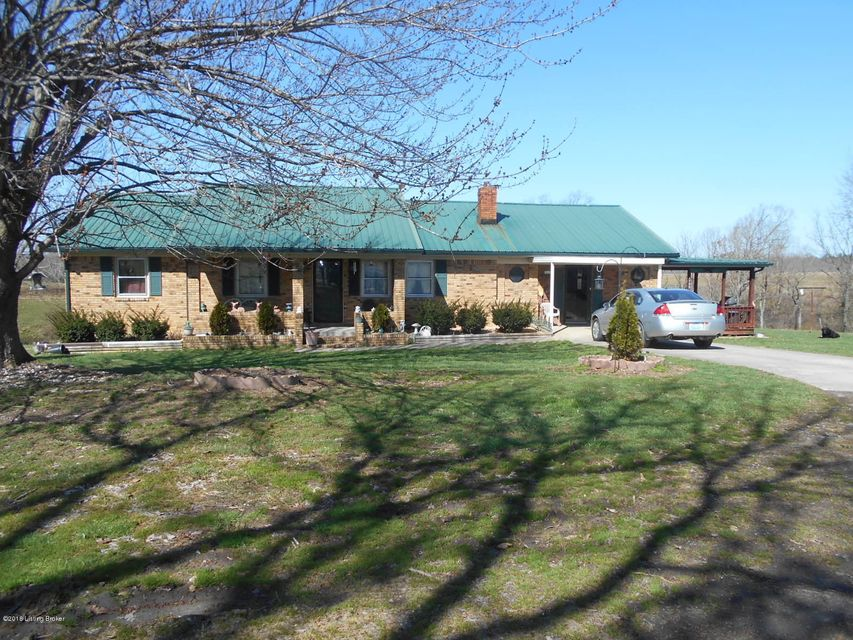 Farm / Ranch / Plantation for Sale at 1135 Mulberry Flats Road 1135 Mulberry Flats Road Leitchfield, Kentucky 42754 United States