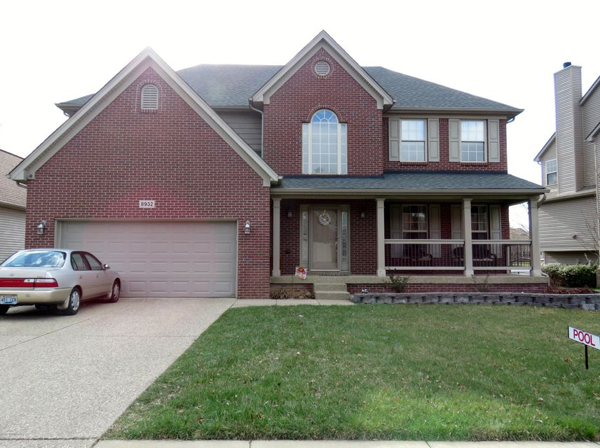Single Family Home for Sale at 8932 Gentlewind Way 8932 Gentlewind Way Louisville, Kentucky 40291 United States