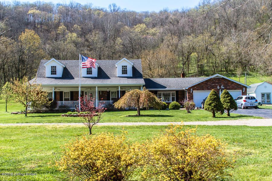 Single Family Home for Sale at 319 W Prong Locust Road 319 W Prong Locust Road Milton, Kentucky 40045 United States