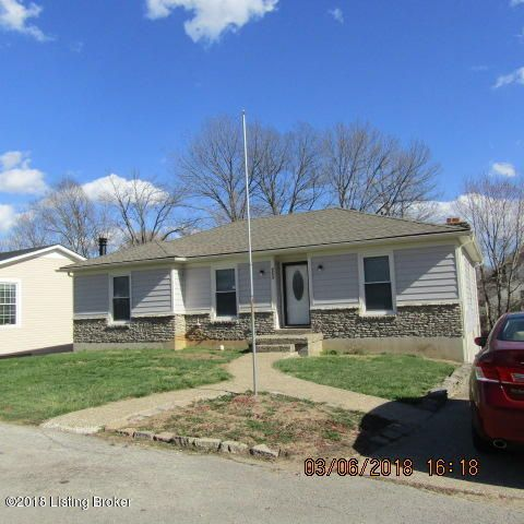 Single Family Home for Sale at 9214 Watterson Trail 9214 Watterson Trail Louisville, Kentucky 40299 United States