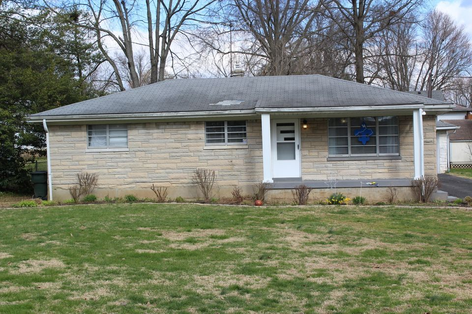 Single Family Home for Sale at 6135 Overhill Drive 6135 Overhill Drive Louisville, Kentucky 40229 United States
