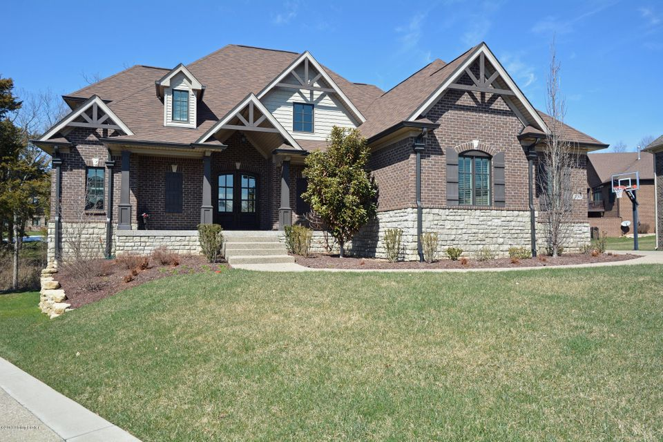Single Family Home for Sale at 17003 Isabella View Place 17003 Isabella View Place Fisherville, Kentucky 40023 United States