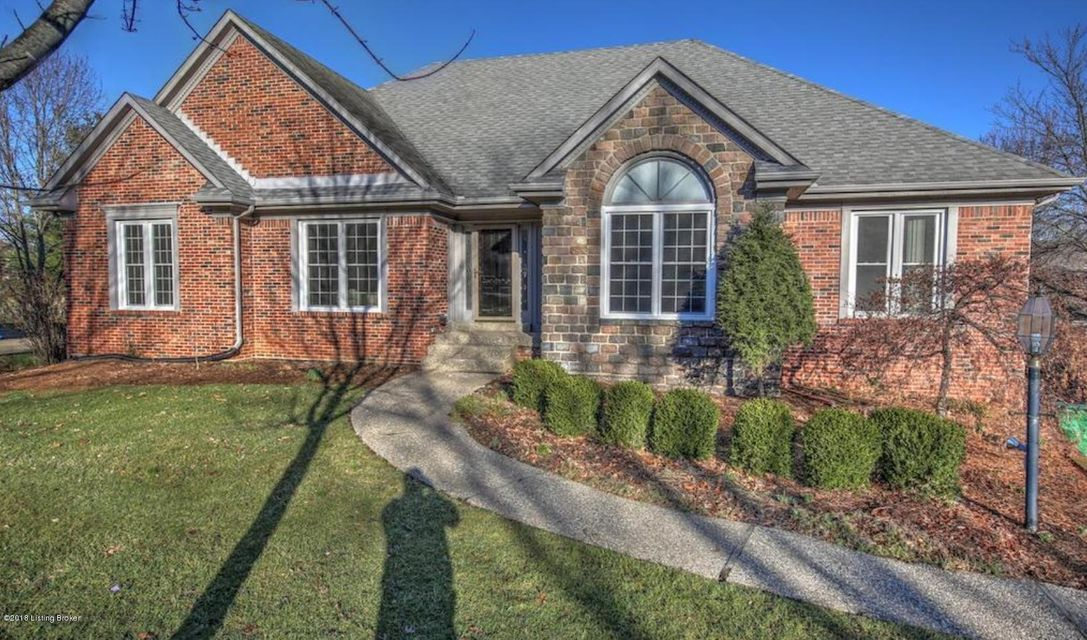 Single Family Home for Rent at 10815 Golden Maple Place 10815 Golden Maple Place Louisville, Kentucky 40223 United States