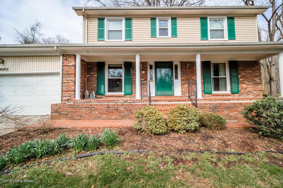Single Family Home for Sale at 4093 Elmwood Avenue 4093 Elmwood Avenue Louisville, Kentucky 40207 United States