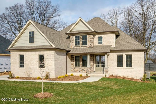Single Family Home for Sale at 5402 River Rock Drive 5402 River Rock Drive Louisville, Kentucky 40241 United States