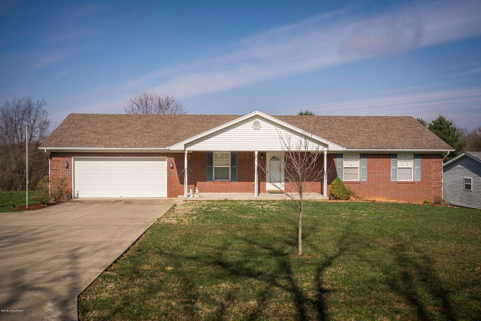 Single Family Home for Sale at 73 Pawley Lane 73 Pawley Lane Rineyville, Kentucky 40162 United States