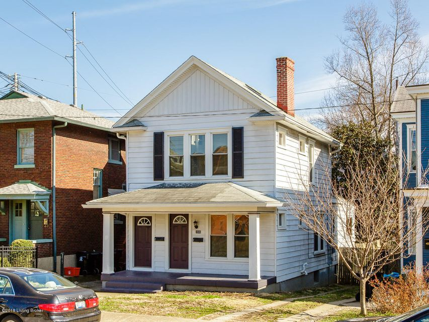Multi-Family Home for Sale at 1846 Tyler 1846 Tyler Louisville, Kentucky 40204 United States