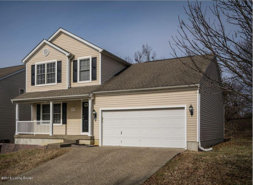 Single Family Home for Sale at 10107 Fallen Sky Drive 10107 Fallen Sky Drive Louisville, Kentucky 40229 United States