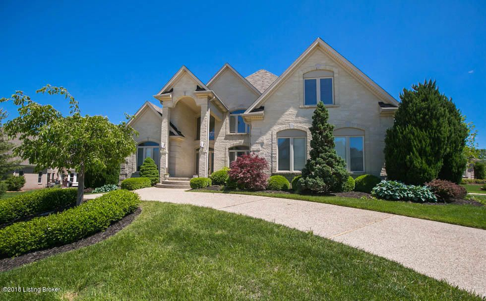 Single Family Home for Sale at 15214 Chestnut Ridge Circle 15214 Chestnut Ridge Circle Louisville, Kentucky 40245 United States