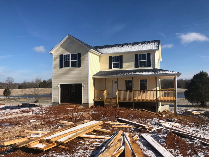 Single Family Home for Sale at Lot 21 St John Road Lot 21 St John Road Cecilia, Kentucky 42724 United States