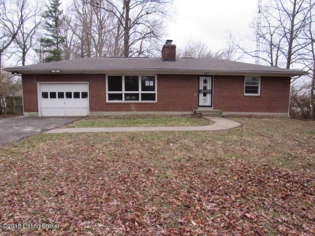 Single Family Home for Sale at 4000 Lambert Avenue 4000 Lambert Avenue Louisville, Kentucky 40218 United States