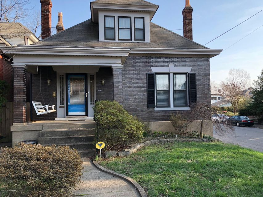 Single Family Home for Sale at 1500 Hepburn Avenue 1500 Hepburn Avenue Louisville, Kentucky 40204 United States