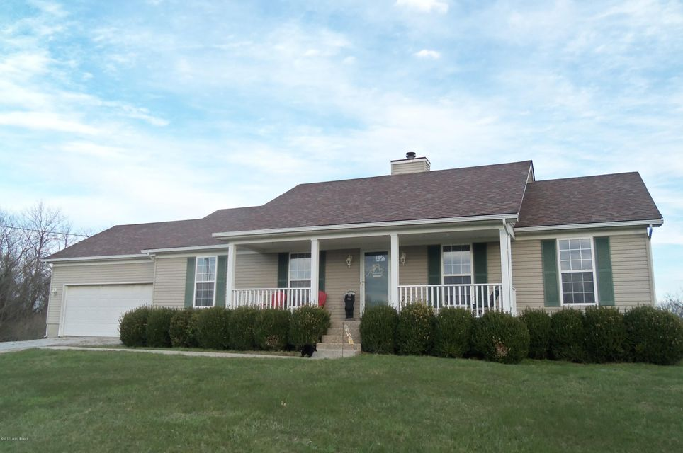 Single Family Home for Sale at 1332 Louden Lane 1332 Louden Lane Campbellsburg, Kentucky 40011 United States